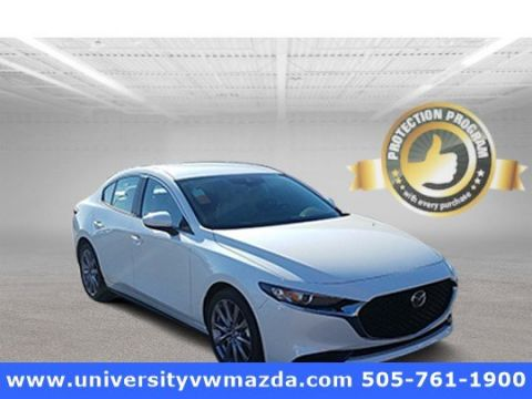New 2019 Mazda3 Sedan with Select Pkg